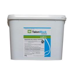 Talon Block - Bloque parafinado brodifacoum al 0,005% - 5kg
