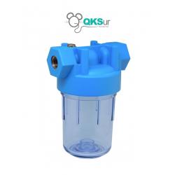 """Vaso porta - filtro 5"""" QKSur"""