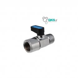 """Válvula de esfera conexiones automáticas tubo-tubo 3/8"""""""