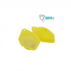 Trampa moscas del vinagre ( forma de limon )