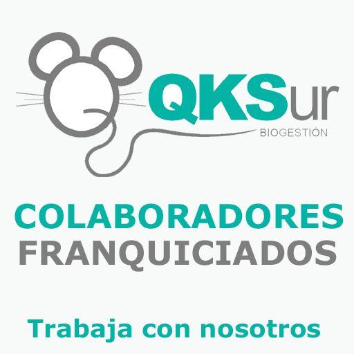 franquicia qksur control de plagas biogestión