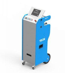 maquinaria limpieza conductos ventilación