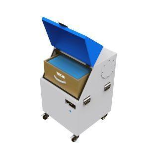 maquinaria limpieza conductos ventilación hepair