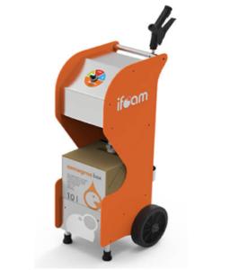 maquina para limpieza de conductos de aires acondicionados