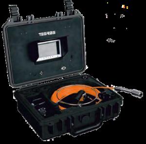 Videoinspección de conductos de ventilación