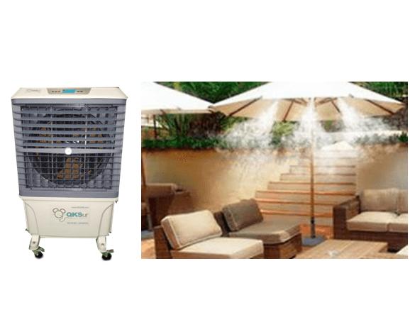 servicio de climatización